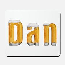 Dan Beer Mousepad