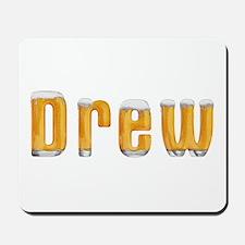 Drew Beer Mousepad