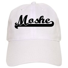 Black jersey: Moshe Baseball Cap