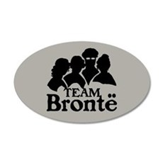 Team Bronte 20x12 Oval Wall Decal