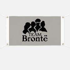Team Bronte Banner