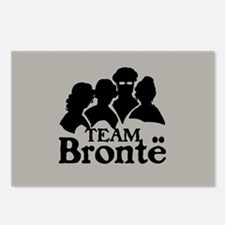 Team Bronte Postcards (Package of 8)