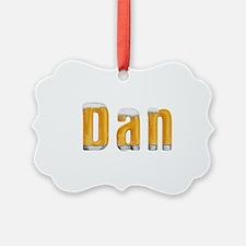 Dan Beer Ornament