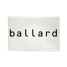 Ballard Shirts! Rectangle Magnet (10 pack)