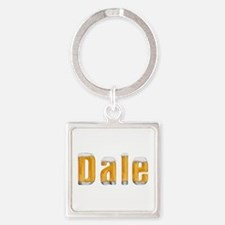Dale Beer Square Keychain
