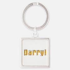 Darryl Beer Square Keychain
