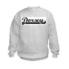 Black jersey: Dorsey Sweatshirt