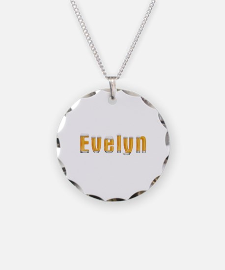 Evelyn Beer Necklace