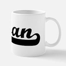 Black jersey: Aryan Small Small Mug