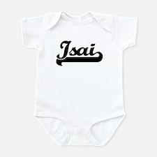 Black jersey: Isai Infant Bodysuit
