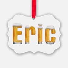 Eric Beer Ornament