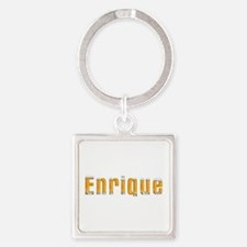 Enrique Beer Square Keychain