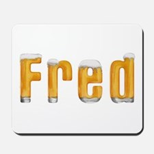 Fred Beer Mousepad