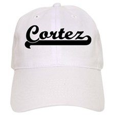 Black jersey: Cortez Baseball Cap