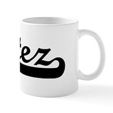 Black jersey: Cortez Mug