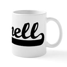 Black jersey: Cornell Mug