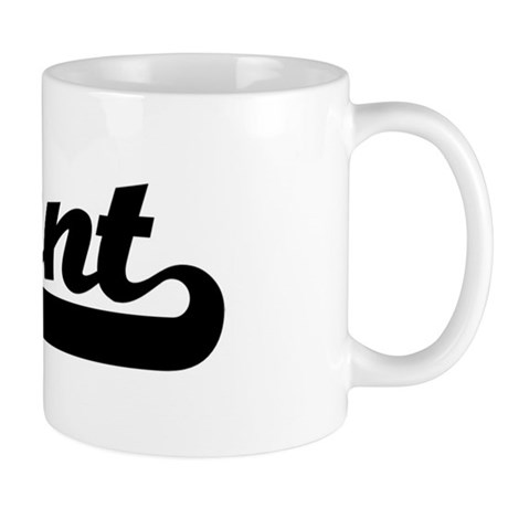 Black jersey: Grant Mug