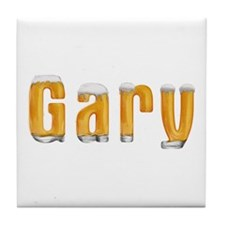Gary Beer Tile Coaster