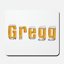 Gregg Beer Mousepad