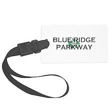 Blue Ridge Americasbesthistory.c Luggage Tag