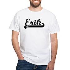 Black jersey: Erik Shirt