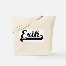 Black jersey: Erik Tote Bag