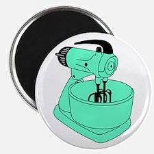Vintage Green Sunbeam Mixmaster Magnet