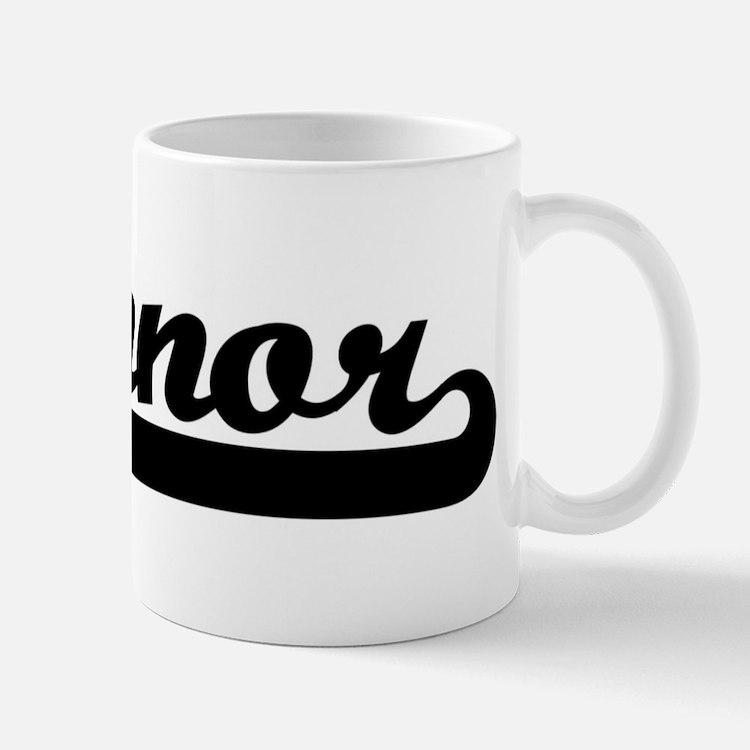 Black jersey: Konnor Small Small Mug
