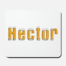 Hector Beer Mousepad