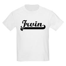 Black jersey: Irvin Kids T-Shirt