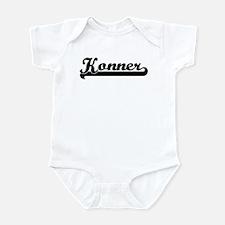 Black jersey: Konner Infant Bodysuit
