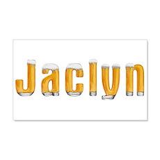 Jaclyn Beer 22x14 Wall Peel