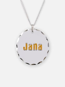 Jana Beer Necklace