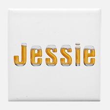 Jessie Beer Tile Coaster