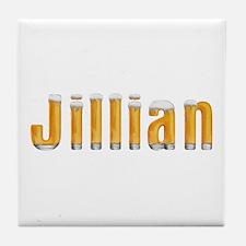Jillian Beer Tile Coaster