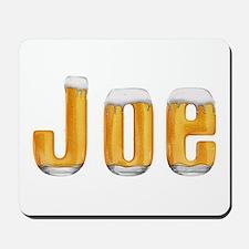 Joe Beer Mousepad