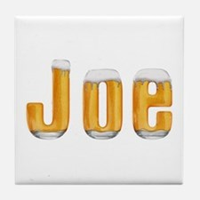 Joe Beer Tile Coaster