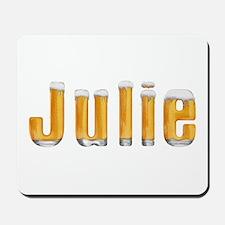 Julie Beer Mousepad