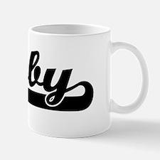 Black jersey: Kolby Mug