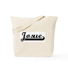 Black jersey: Josue Tote Bag