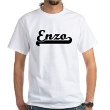 Black jersey: Enzo Shirt