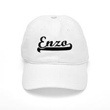 Black jersey: Enzo Cap