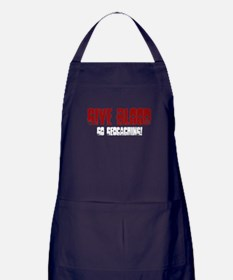Give Blood! Apron (dark)
