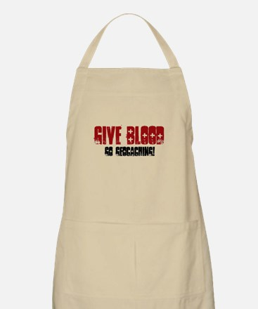 Give Blood! Apron