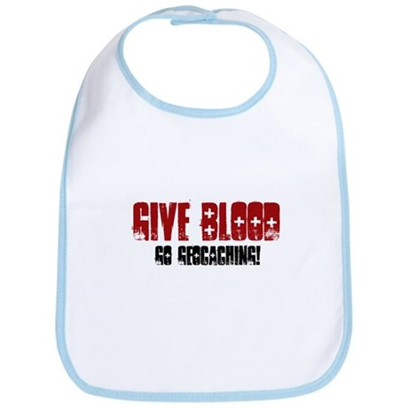 Give Blood! Bib