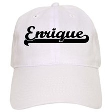 Black jersey: Enrique Baseball Cap