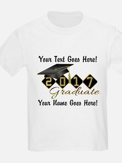 Graduate Black 2017 T-Shirt