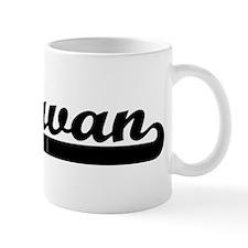 Black jersey: Donavan Mug