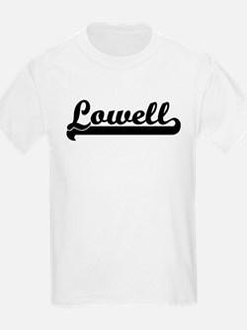 Black jersey: Lowell Kids T-Shirt