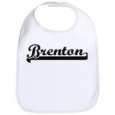 Black jersey: Brenton Bib